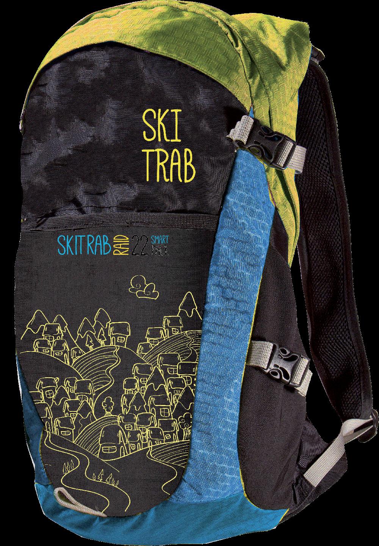 Plecak skiturowy